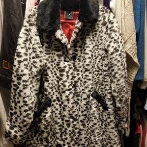 Disney Dalmatians Coat by Lazy Oaf